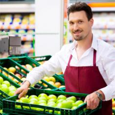 Verkaufshilfe  mit berufsbezogenem Deutsch inkl. Praktikum