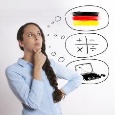 Erwerb von Grundkompetenzen - Deutsch, Mathe, EDV